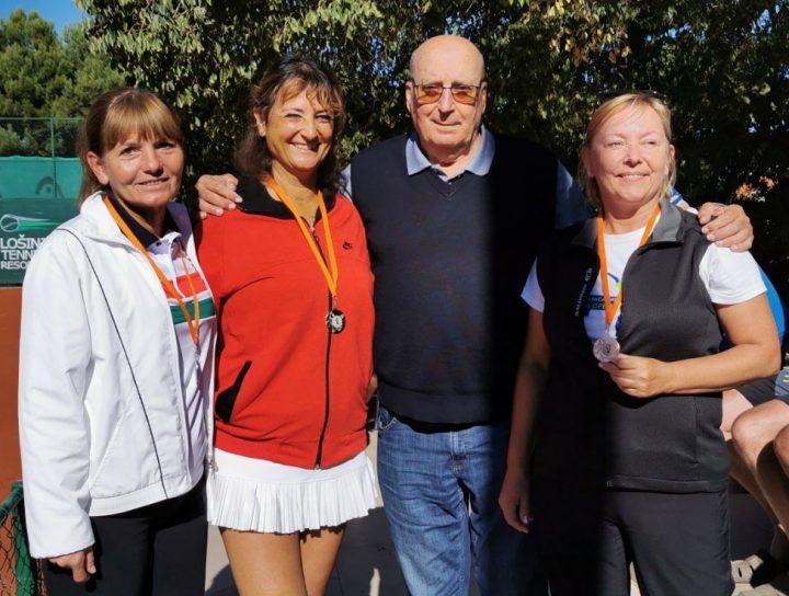 Women 50 plus i Ivo Daneu